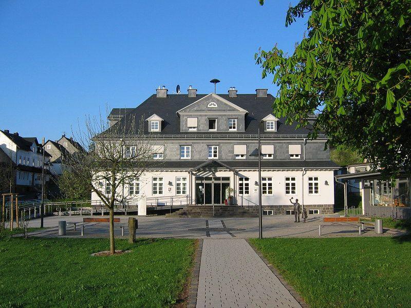 Rathaus - Gemeinde Driedorf - Lahn-Dill-Kreis - Hessischer Westerwald