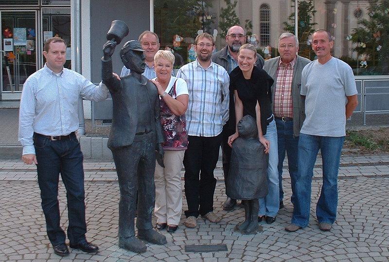 Ortsbeir te der gemeinde driedorf 2006 2011 gemeinde for Brigitte hild